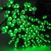Outdoor Decoration 20m 200LEDs/String Solar Fairy String