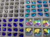 Sew on Crystal Stones 13*18mm Drop Shape Glass Stones