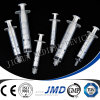 3 Part Disposable Plastic Luer Lock Syringe Without Needles