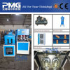 Semiautomatic 2 Cavity Pet Bottle Blowing Moulding Machine