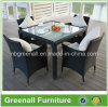 Rattan Used Restaurant Table and Chair