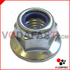 High Strength Nylon Insert Lock Flange Nut