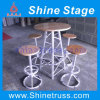 Aluminum Modern Bar Table Chairs for Night Clup (N21)