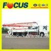 45m Mobile Concrete Pump Truck with Boom