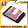 New Design Money Clip with Leather for Promotional Gift (ML-01)