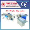 CE Certified Small Pillow Filling Machine (HFC-700)