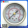 Miniature Double Scale Bottom Connection Shock Resistance Pressure Gauge