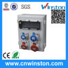 Plastic Power Conbination MCB Box with CE