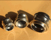 Waterproof Brass Pg22 Cable Gland for Wire Sealing