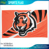 Polyester Printed Cincinnati Bengals Official NFL Football 3′x5′ Flag