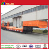 4 Axles 60ton Heavy Duty Low Bed Semi Truck Trailer