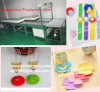PVC Coaster Molding Production Line with Drippers and Base Color System