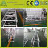 389mm*389mm Aluminum Concert Event Lighting Stage Spigot Truss