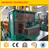 High Efficiency Corrugated Fin Forming Machine