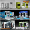 Hot Sale Modular Trade Show Exhibition Booth Equipment