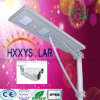 25W Solar All in One LED Street Light