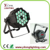 18X15W Rgbaw Aluminum LED PAR Light for Wedding
