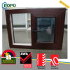 UPVC/ PVC Wood Color Sliding Window, Vinyl Window