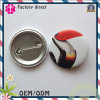 Toucan Cartoon Design Round Badge