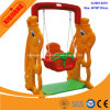 Double Protection Plastic Outdoor Garden Swing Set for Baby Park