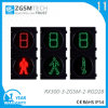 Red Green Pedestrian Traffic Signal Light with Countdown Timer