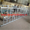 Hot-Galvanized Steel Pipe Cow Headlock