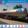 First-Class 50000L LPG Tanker Semi Trailer Asme Standard Chinese High Pressure Gas Tube Trailer Q370r LPG Cylinder