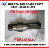 Kubota DC60 Spare Parts