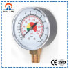 2.5 Inches General Pressure Gauges with Color Dial Gauge