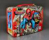 Spide Man Handle Tin Box