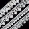 Lace Trim, Mesh Trim, Embroidery Knit Border Trim L183