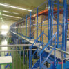 Racking System for Steel Structure Garret