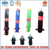 Telescopic Hydraulic Cylinder for Truck Body Hydraulic Cylinder with Outer Cover