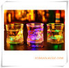 2015 Color Changing Promotional LED Cup Colorful Pub Party Carnival LED Flashing Cups 285ml Colorful LED Flash Cup (DC24015)
