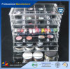 ODM 3 Drawer Whosesale Clear Acrylic Cosmetic Makeup Organizer-Hst Acrylic Product
