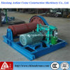220V Single Phase Electric Construction Winch