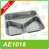 3 Compartment Aluminum Foil Food Tray
