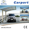 Modern Design Aluminum Polycarbonate Car Garage for Carport