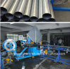 Spiral Pipe Machine for Air Flow