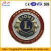 High Quality Embossed Metal Lapel Pin Badge