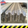 Road Safety Galvanized Corrugated Crash Barrier