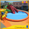 Big Water Play Equipment Adults and Kids Inflatable Water Park (AQ3101)