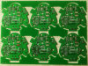 Green Solder Mask Hal Lead Free 1.0mm Double Sided PCB