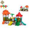 Newest Hot Sales OEM Kids Outdoor Playground Combined Slide