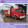 3mt Water Tank Dongfeng 4X2 Fire Fighting Brigade Truck