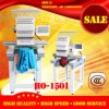 Ho1501 Manufacturer Price Single/One Head 15 Colors Computerized Embroidery Machine Series with 360*510mm Area