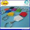 Logo Printing Silicone Material NFC Keyfobs Blank RFID Door Key Fob