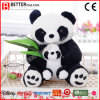 Gift Stuffed Animal Soft Panda Mother-Child Plush Toy