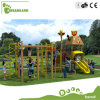 Wooden Outdoor Playground for Kids, Plastic Outdoor Playground