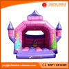 Inflatable Jumping Bouncer Castle with Giant Dual Slide Combo (T2-007)